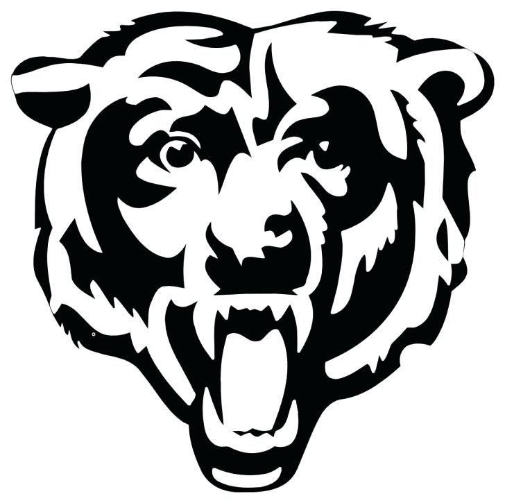 728x725 Chicago Bears Football Coloring Pages With Wallpapers Desktop