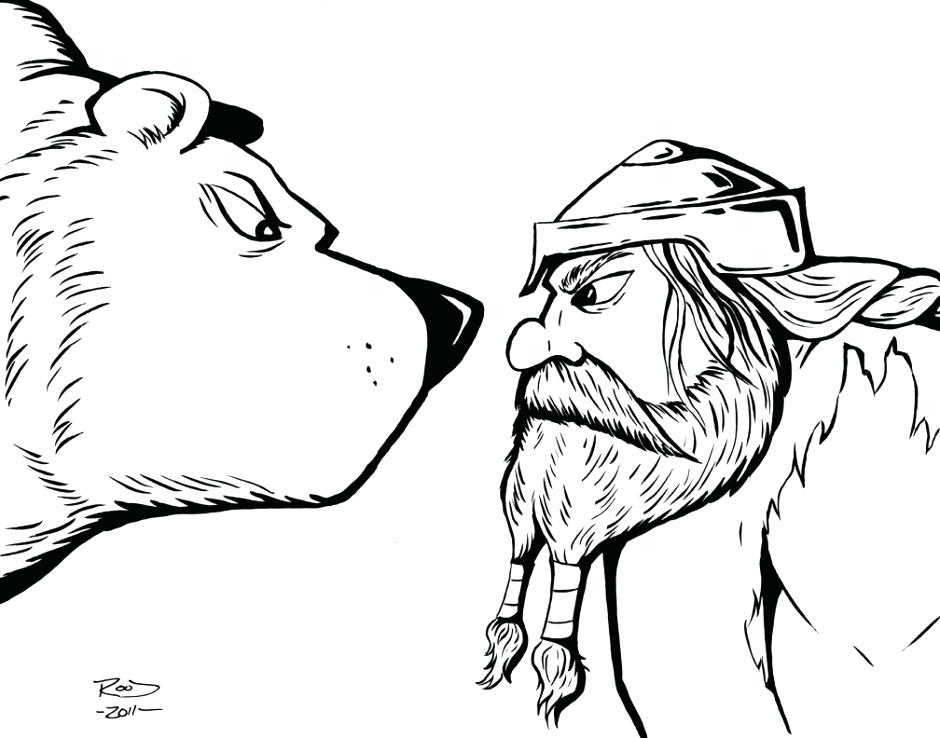 940x738 Chicago Bears Coloring Pages Cubs Logo Coloring Page Chicago Bears