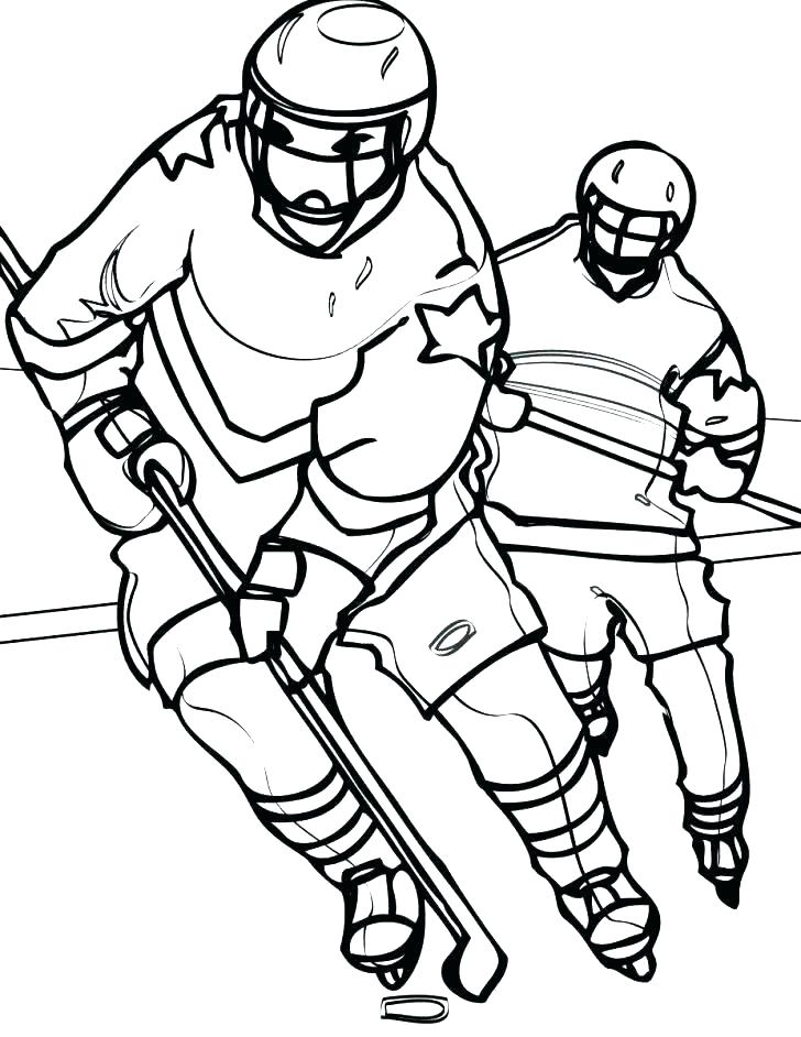 728x942 Chicago Blackhawks Coloring Pages Coloring Pages Hockey Free