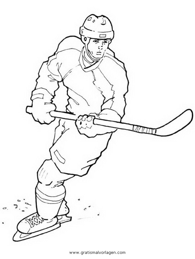 640x853 Chicago Blackhawks Coloring Pages