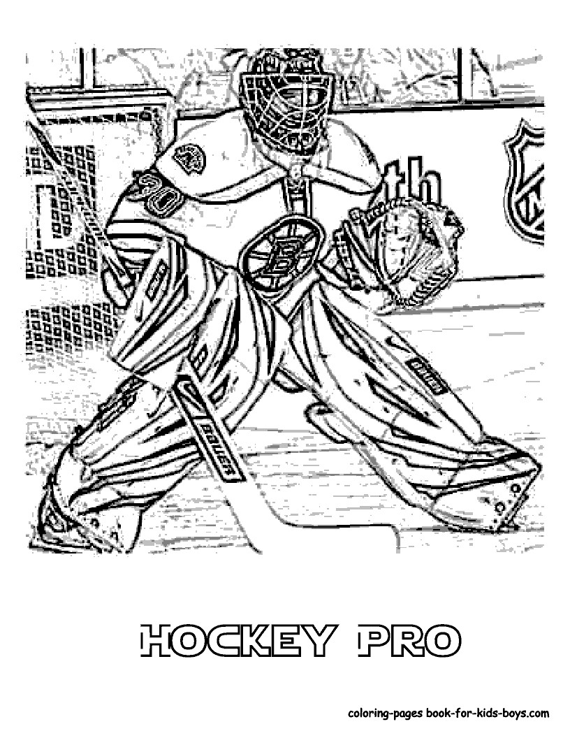 816x1056 Coloring Pages Of Hockey Equipment New Chicago Blackhawks Coloring