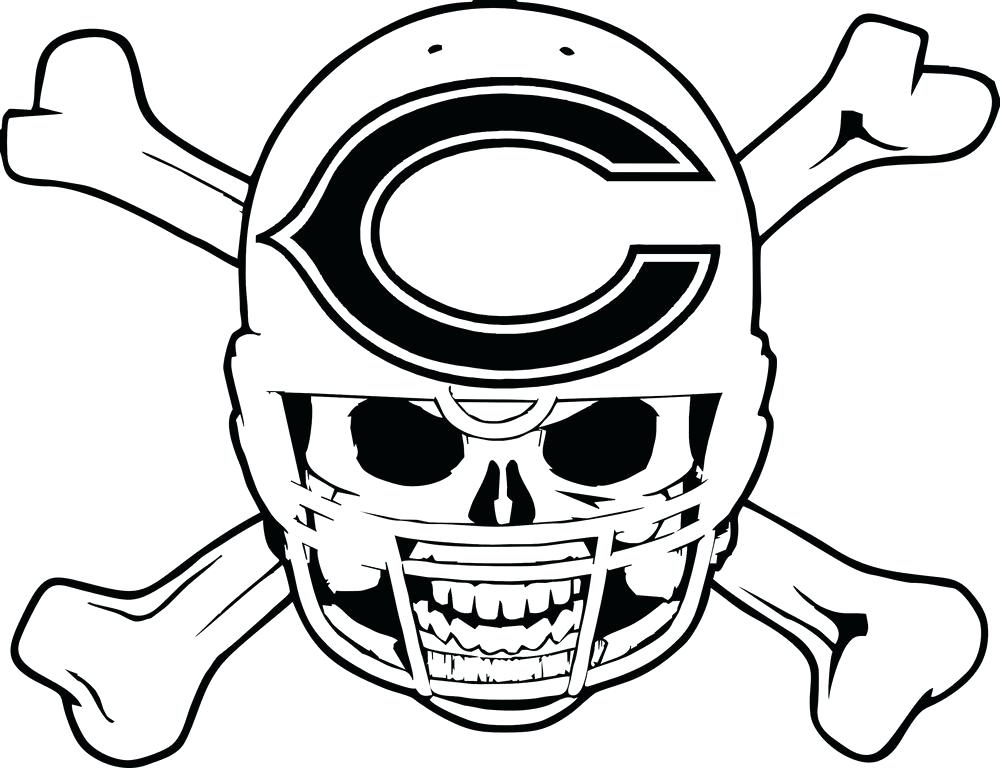 1000x768 Chicago Cubs Coloring Pages Chicago Bears Coloring Pages Bears