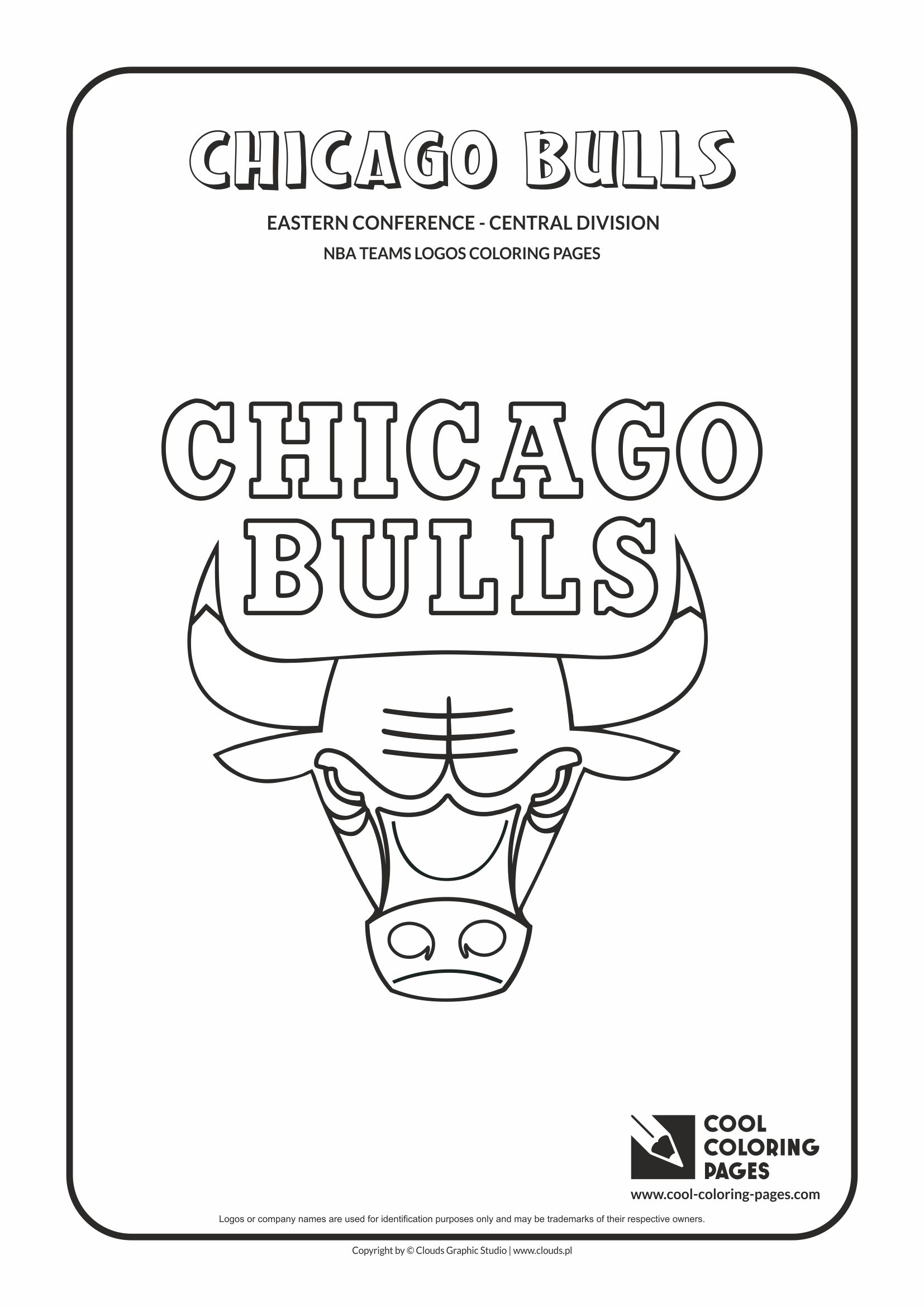 1654x2339 Cool Coloring Pages Chicago Bulls