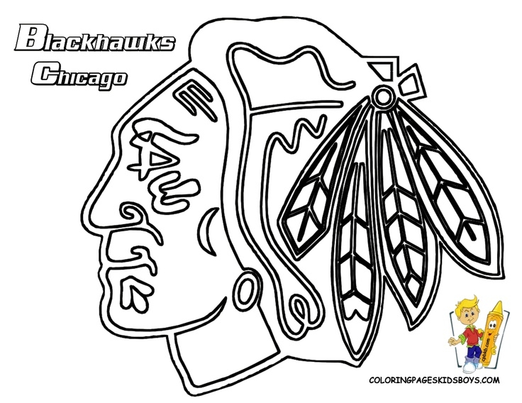 736x568 Chicago Blackhawks Coloring Pages Best Chicago Images