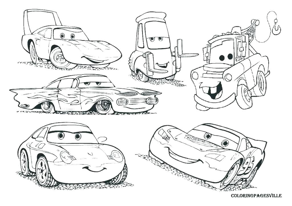 1024x724 Lightening Mcqueen Cars Coloring Pages Hellokidscom Cars Chick
