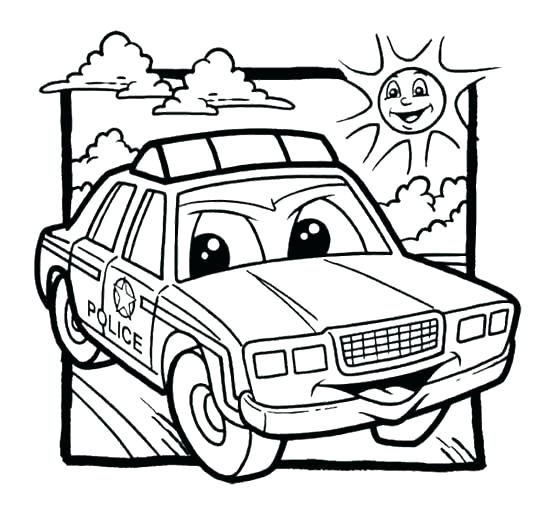 550x521 Lightning Mcqueen Chick Hicks Coloring Pages Vs Fuhrer Von