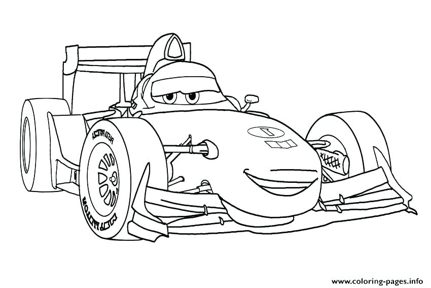 850x567 Coloring Sheet Cars