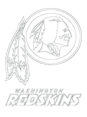 360x480 Football Logo Coloring Pages