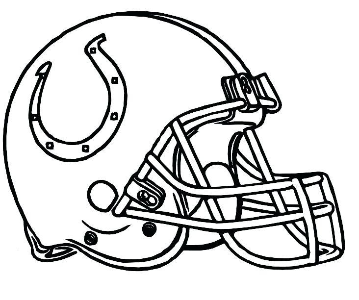 732x612 Kansas City Chiefs Coloring Pages