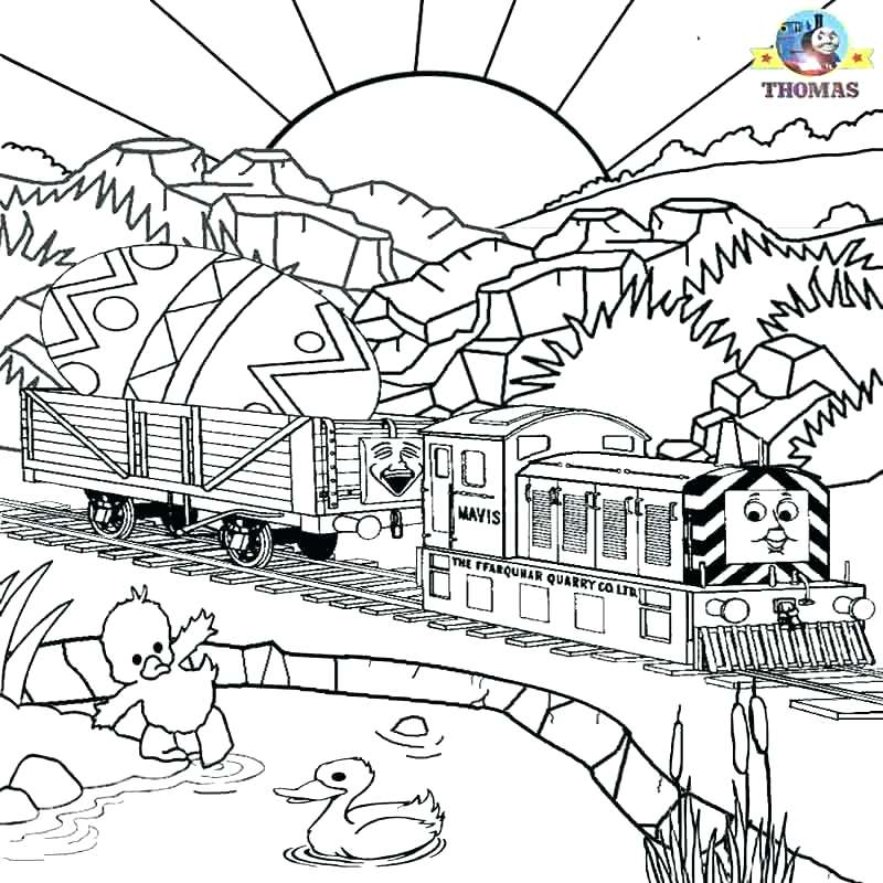 800x800 Free Thomas The Train Coloring Pages Free Printable Train Coloring