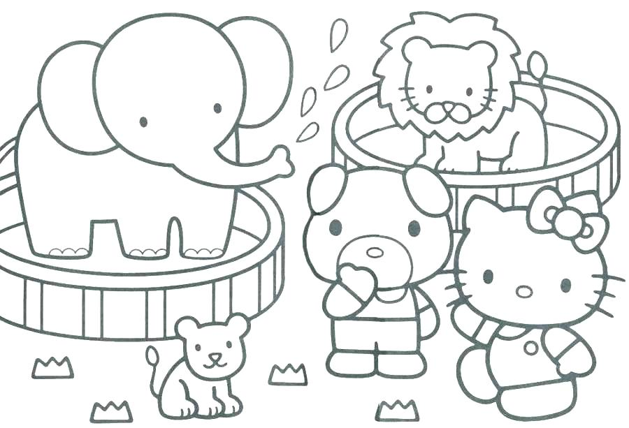 900x613 Kid Coloring Pages