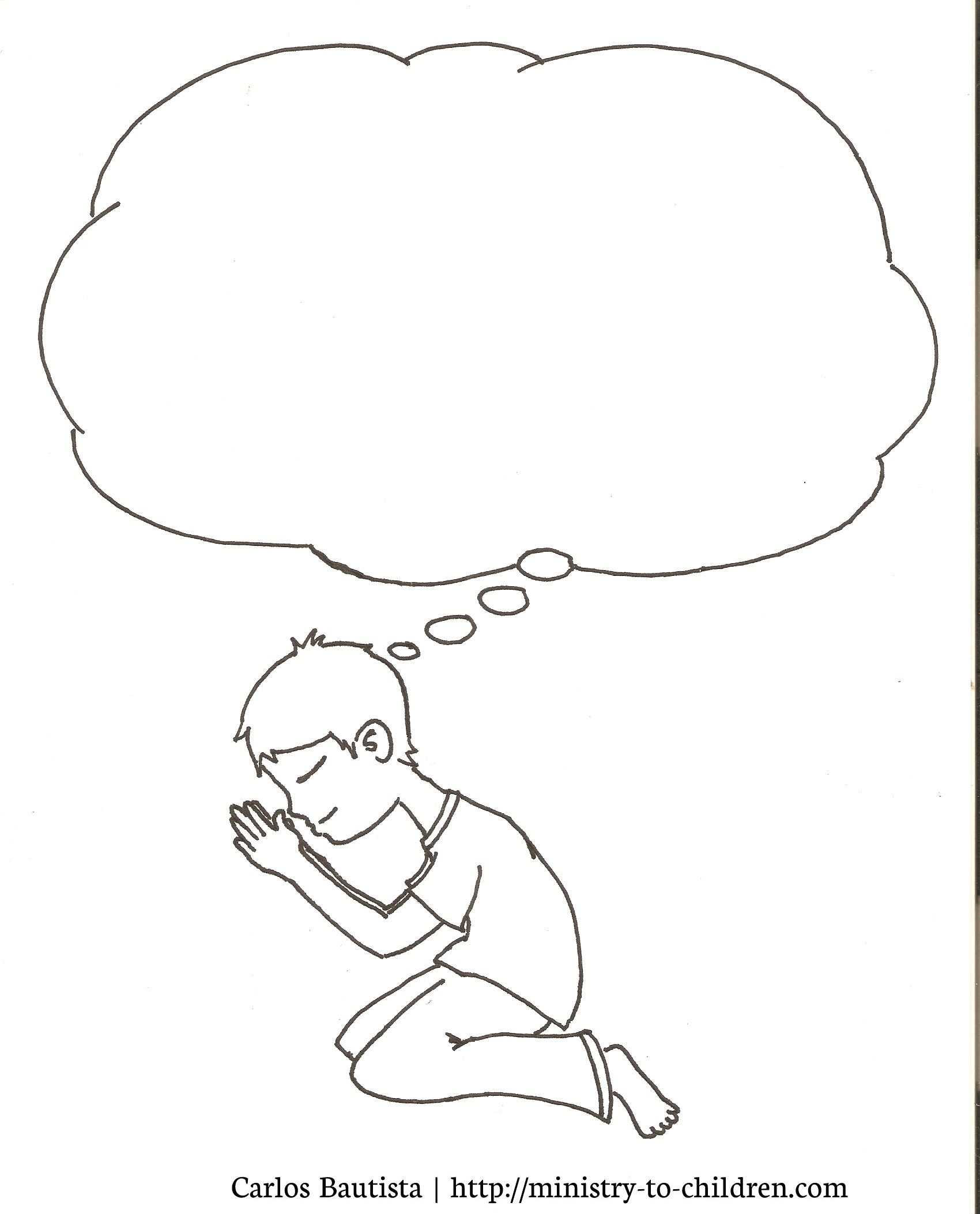 1700x2106 Prayer Coloring Pages For Kids
