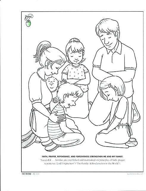 491x640 Spectacular Lds Prayer Coloring Page Coloring Pages Collection