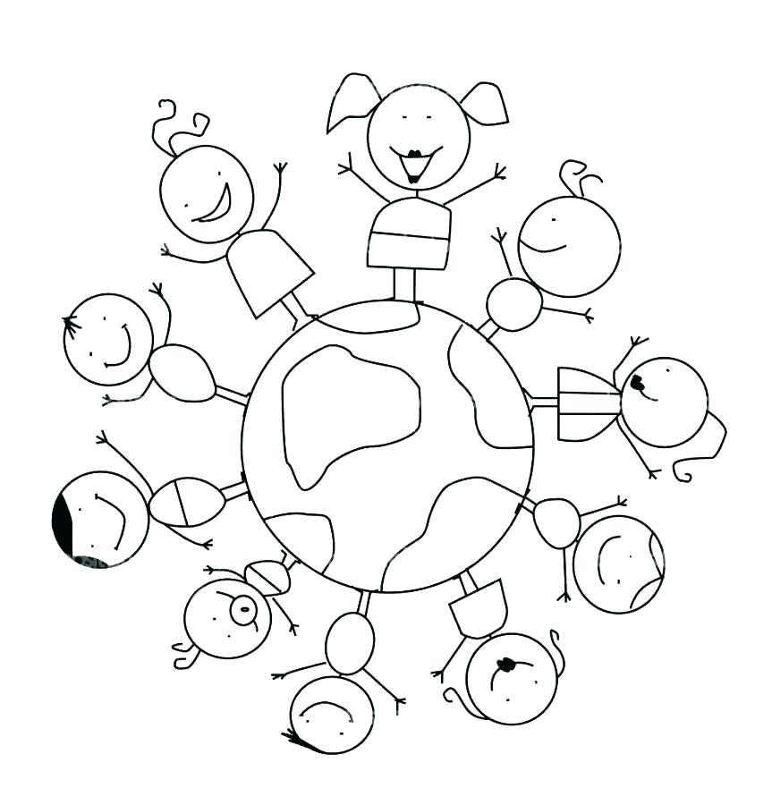 863x900 The World Coloring Pages Flags Of The World Coloring Pages Around