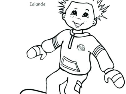440x330 Children Around The World Coloring Pages World Coloring Pages
