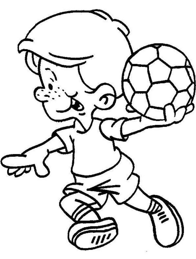 630x830 Kids At School Coloring Page