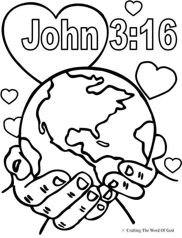 612x800 Childrens Bible Coloring And Activity Pages