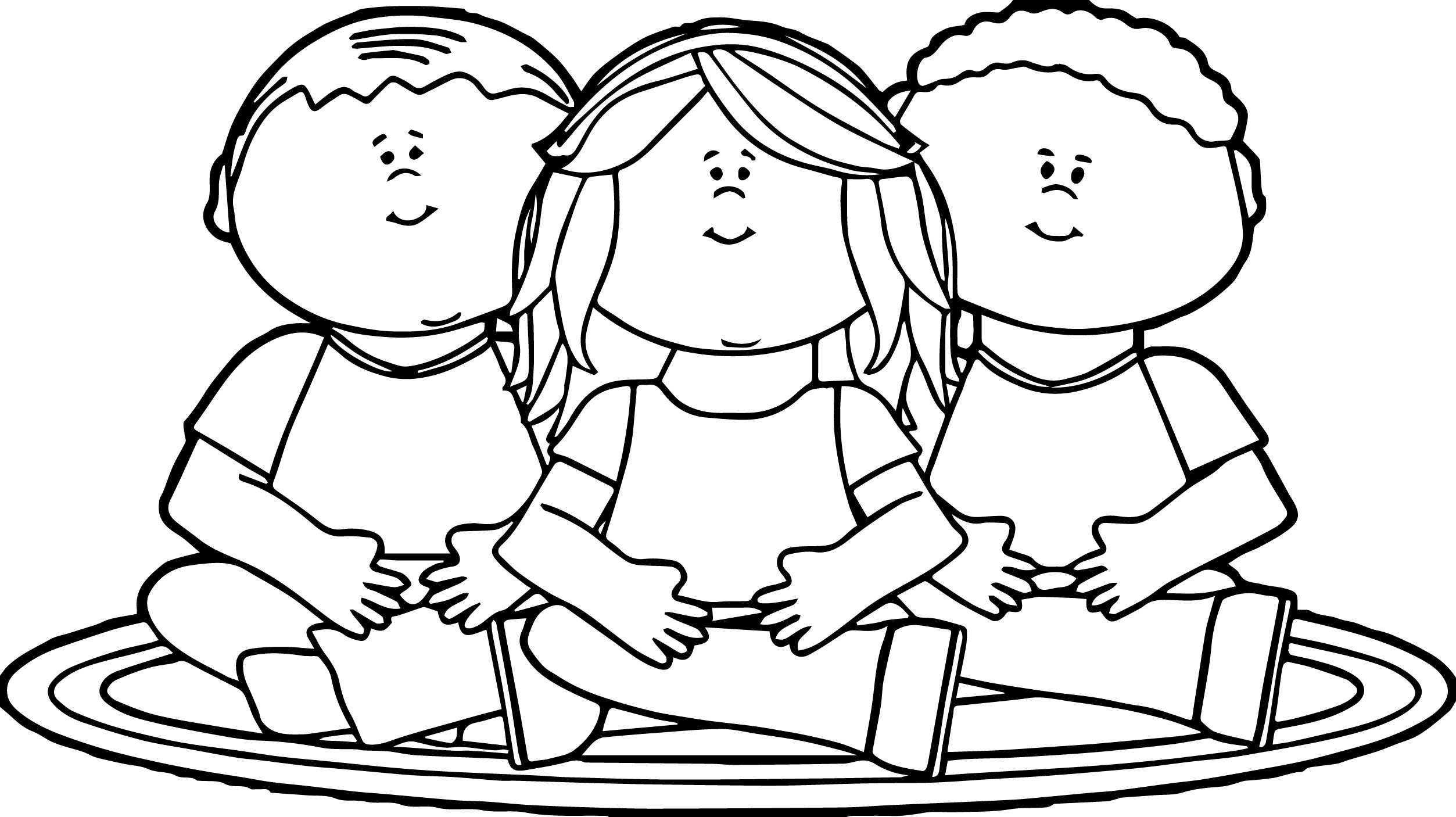 2506x1406 Prissy Ideas Children Coloring Pages Child Page Wecoloringpage