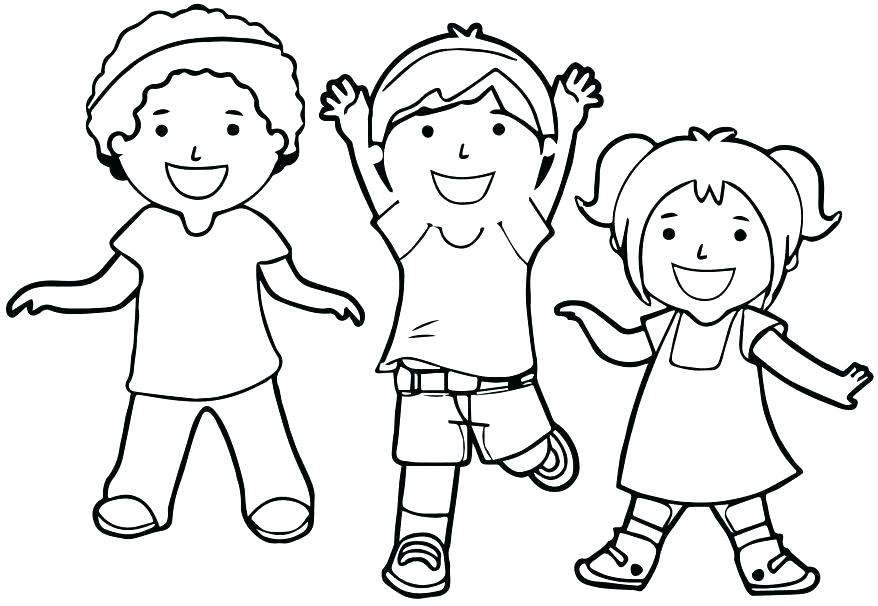878x606 Child Coloring Pages Respect Coloring Pages Coloring Pretentious