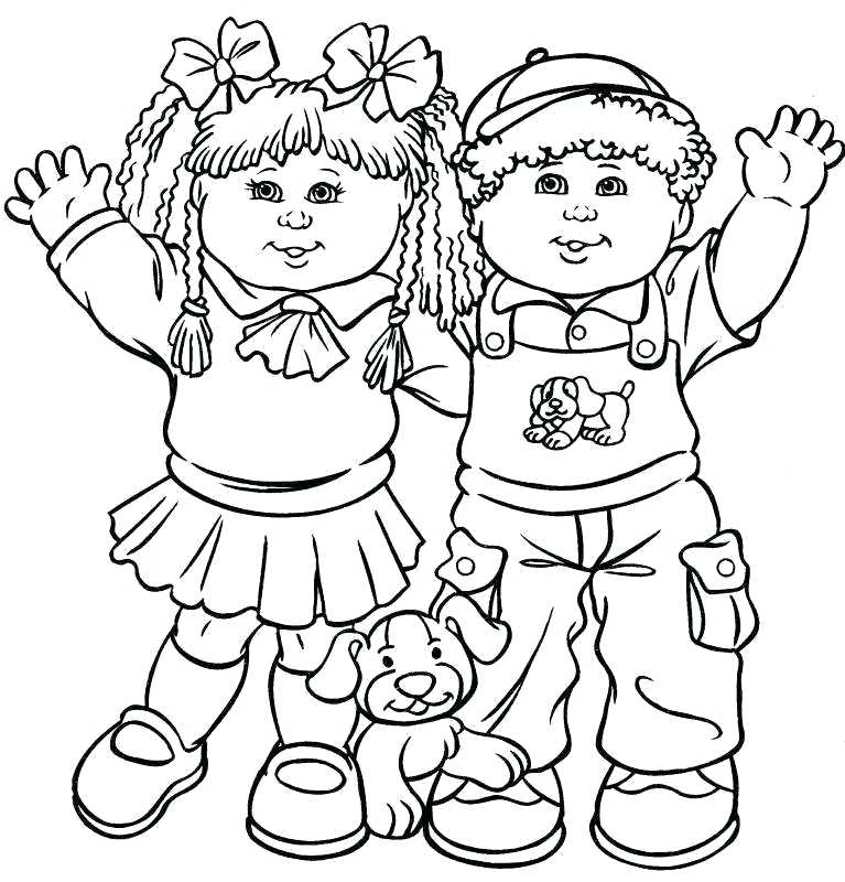 767x800 Helping Others Coloring Pages Coloring Pages Of Kids Emperor Kids