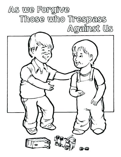 396x512 Helping Others Coloring Pages Helps Others Coloring Page Image