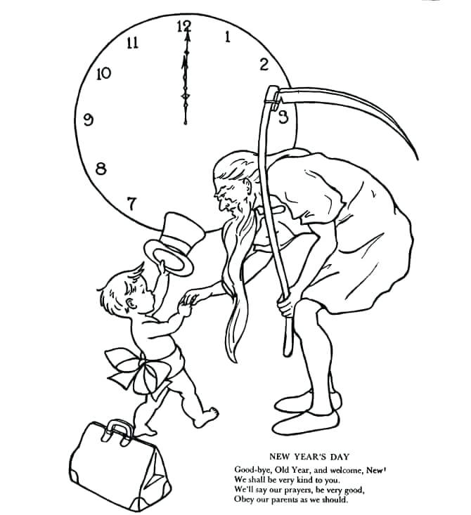 670x733 Unique Our Father Coloring Page And Father Time Coloring Page
