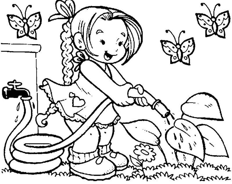 880x696 Crafty Inspiration Ideas Coloring Page For Kids To Print Fun Pages