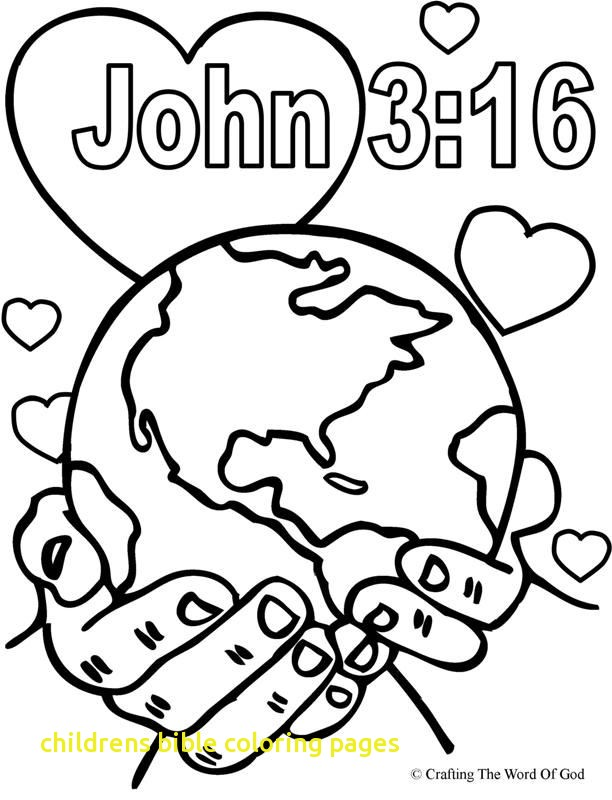 612x800 Childrens Bible Coloring Pages With Good Bible Coloring Pages