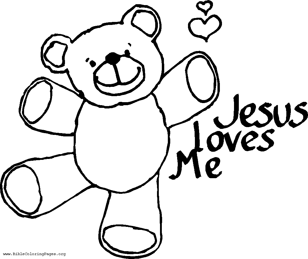1024x862 Toddler Bible Coloring Pages