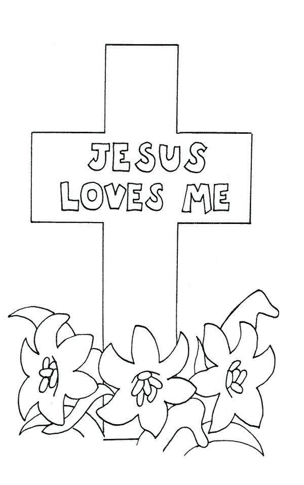 600x957 Coloring Pages Church View Larger Easter Coloring Pages