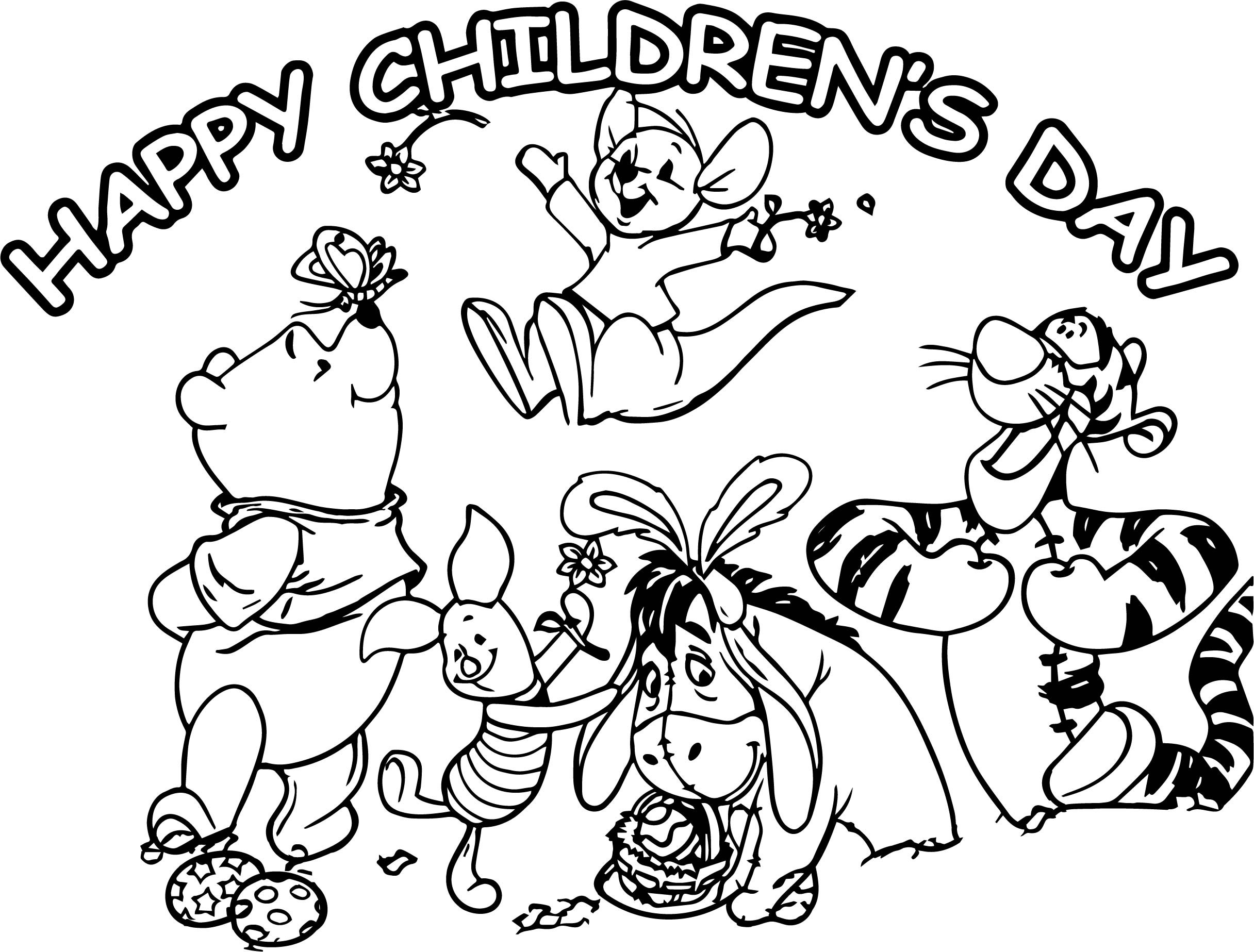 2432x1847 Coloring Pages For Childrens Day Luxury Happy Childrens Day Animal