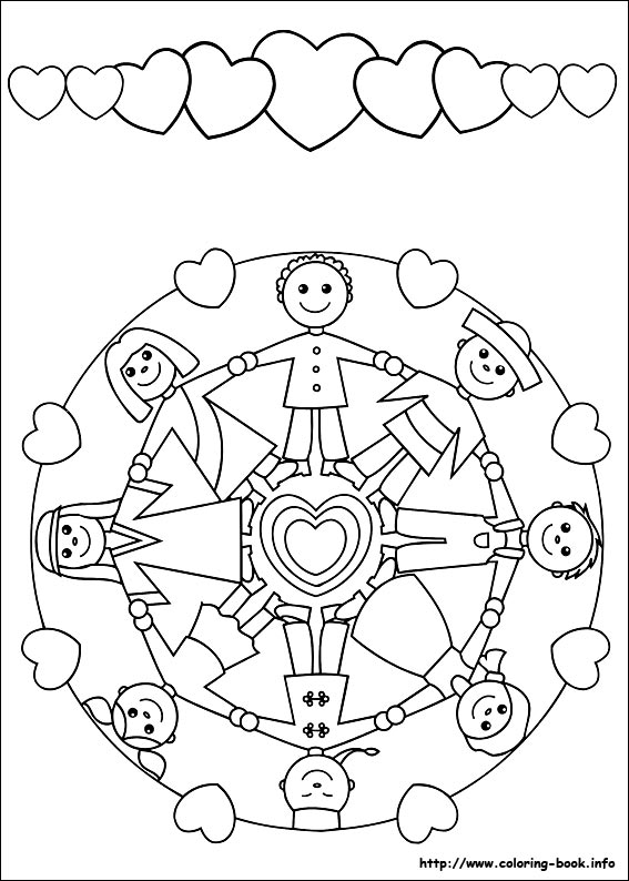 567x794 Printable Mandala Coloring Pages In Pdf Mandala
