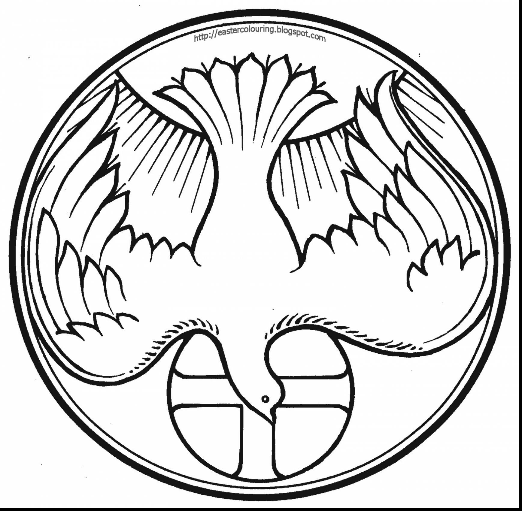1738x1702 Religious Coloring Pages