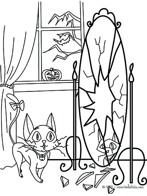 494x657 Halloween Coloring Book Pages Free Coloring Pages Free Printable