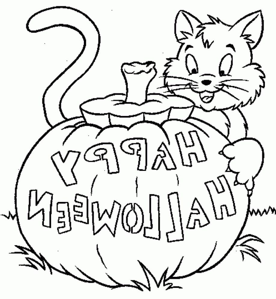 918x995 Kids Halloween Coloring Pages Coloring Pages Kids