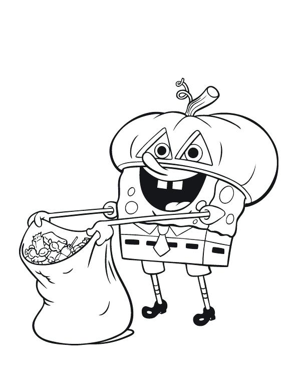 595x745 Preschool Halloween Coloring Pages Large Size Of Free Printable Ng
