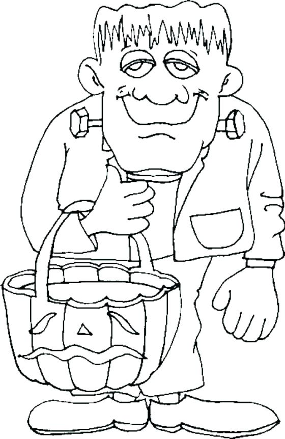 560x862 Childrens Halloween Coloring Pages Coloring Pages For Kids