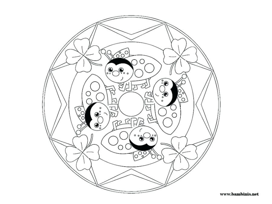 900x675 Printable Mandalas For Children Mandalas For Kids Free Printable