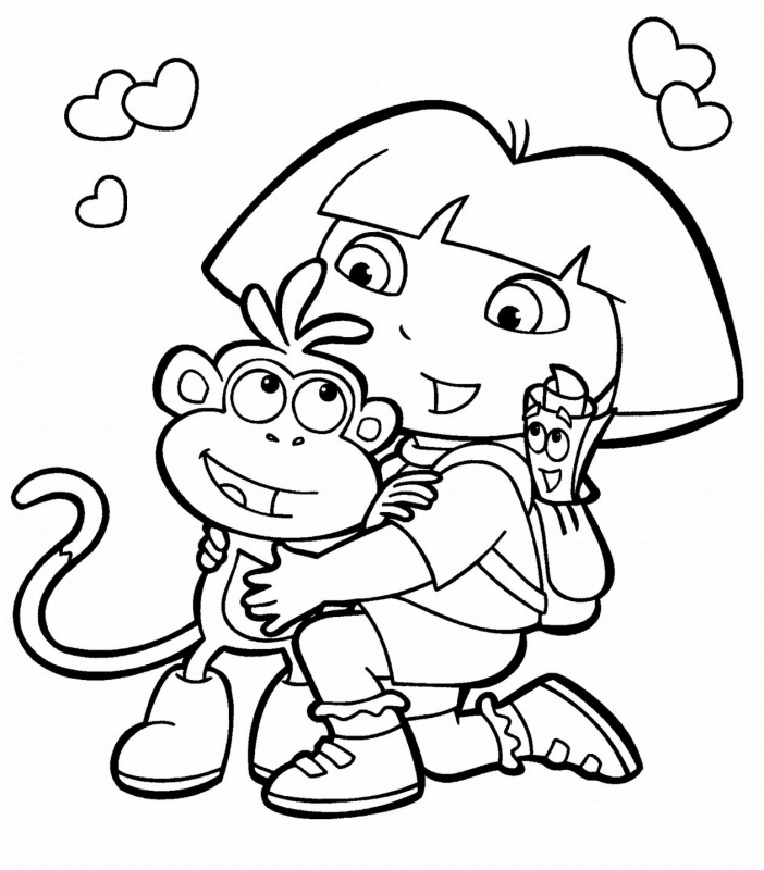 702x800 Free Childrens Printable Coloring Pages Coloring Pages Kids