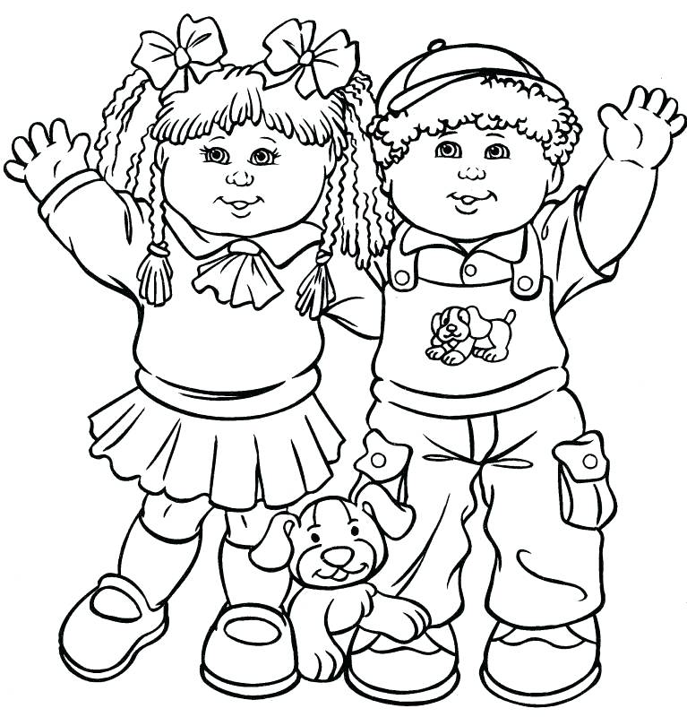 767x800 Childrens Coloring Books Printable Coloring Pages For Children