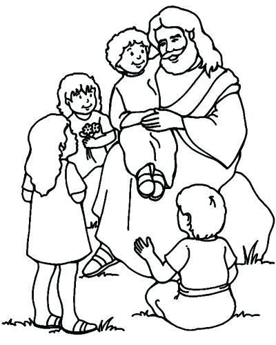 400x500 Childrens Bible Coloring Pages Bible Coloring And Activity Pages