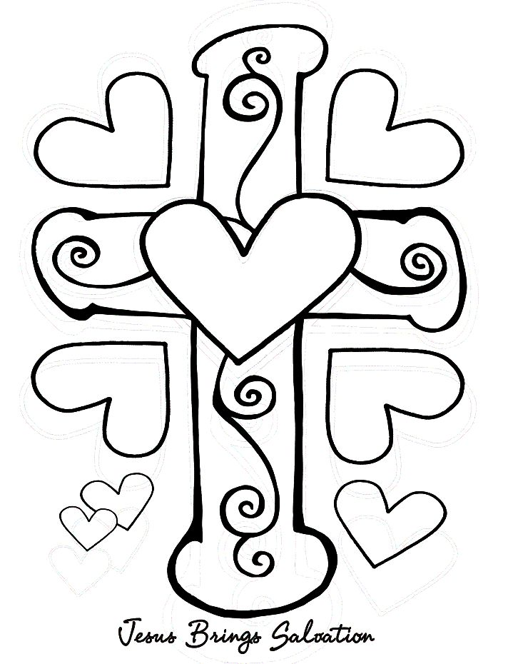 719x930 Mesmerizing Christian Coloring Pages For Adults Kids