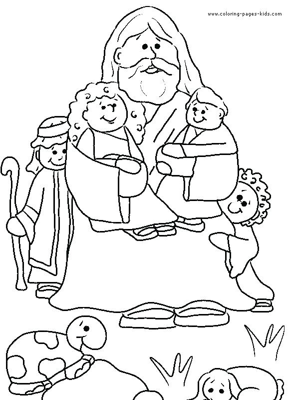 581x800 Bible Coloring Pages For Children Awesome Bible Coloring Pages