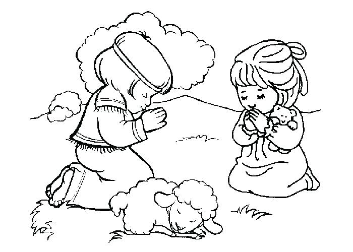 700x500 Children's Bible Coloring Pages Endearing Kids Bible Coloring