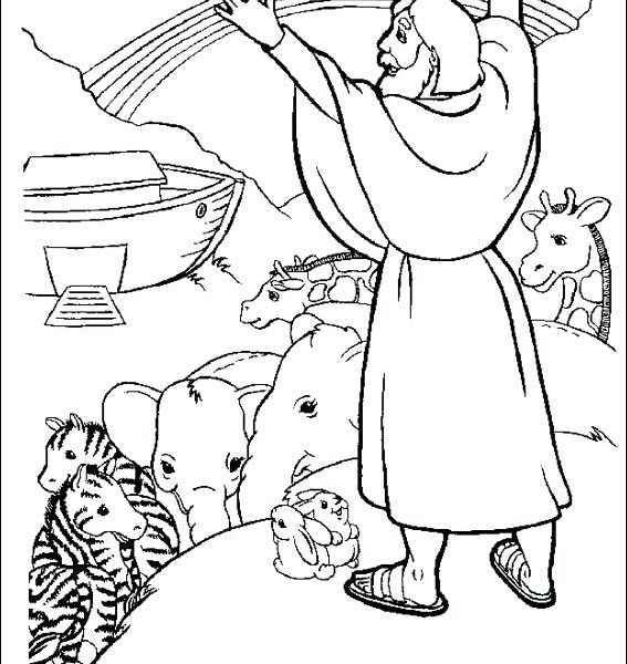 567x600 Free Sunday School Coloring Pages For Kids Bible Story Coloring