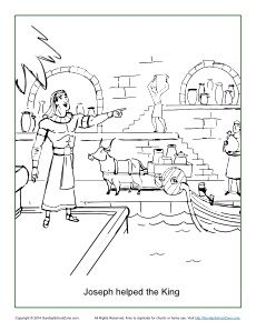 230x298 Best Children's Bible Coloring Pages Images