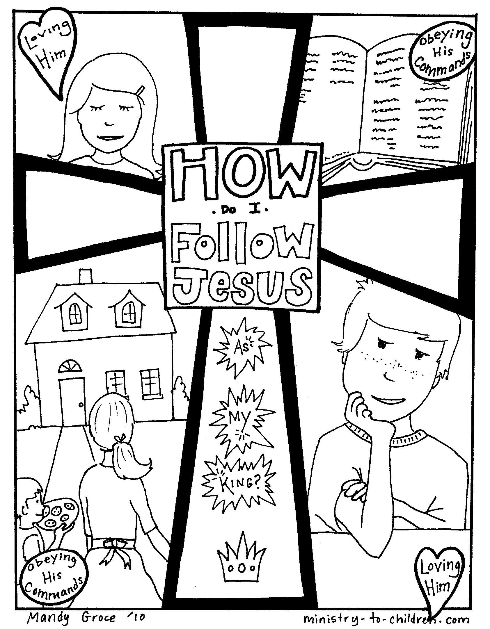 1684x2163 Coloring Pages Follow Jesus Directions To Download This