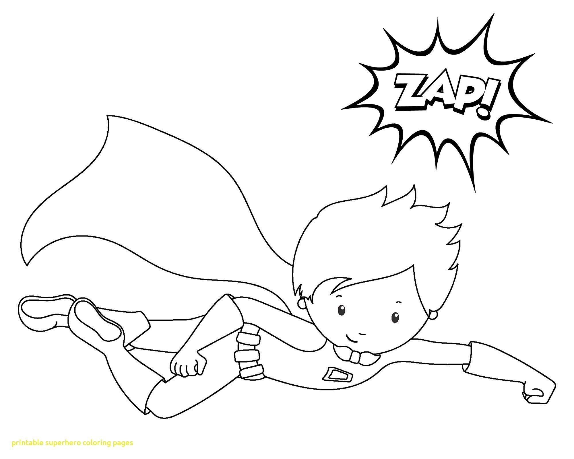 2000x1600 Free Superhero Coloring Pages To Print Copy Print Out Coloring
