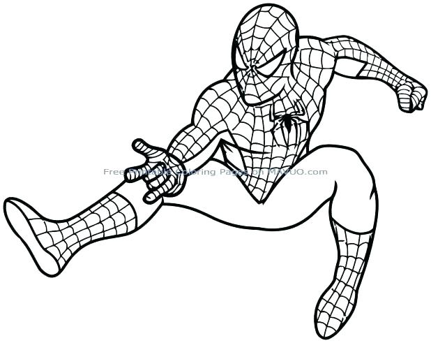 618x491 Awesome Super Heros Coloring Pages Superhero Free Coloring Pages