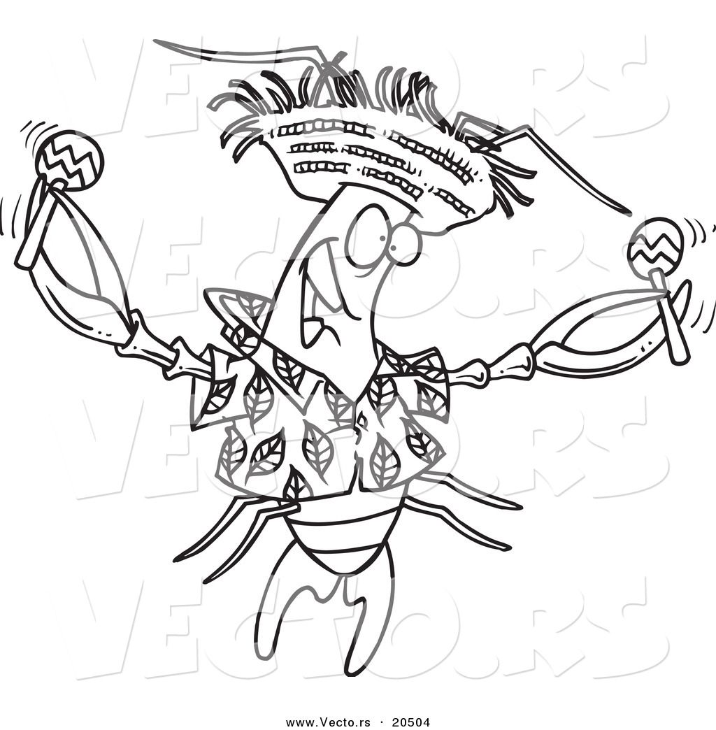 1024x1044 Free Maracas Coloring Pages Mariachi Chilli Pepper With Page